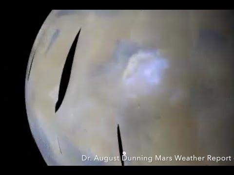 Sunspots, Solar Wind, Mars Weather | S0 News Apr.23.2016