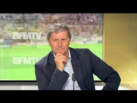 Brésil-Allemagne, Jean-Michel Larqué :