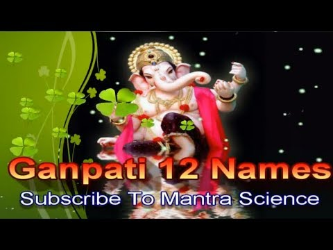 Powerful Ganpati Stotra for Vashikaran