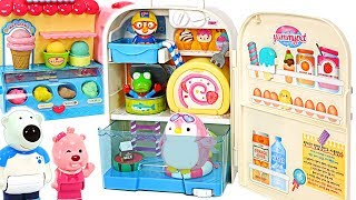 The baby penguin is lost! Find a house with Pororo friends! #PinkyPopTOY