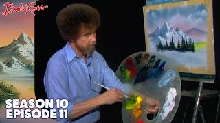 Bob Ross - Triple View (Season 10 Episode 11)