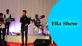 Nahom Yohannes (Meste) - Live-Interview - Concert- Ella Show - Nieuw Eritrese Music 2016