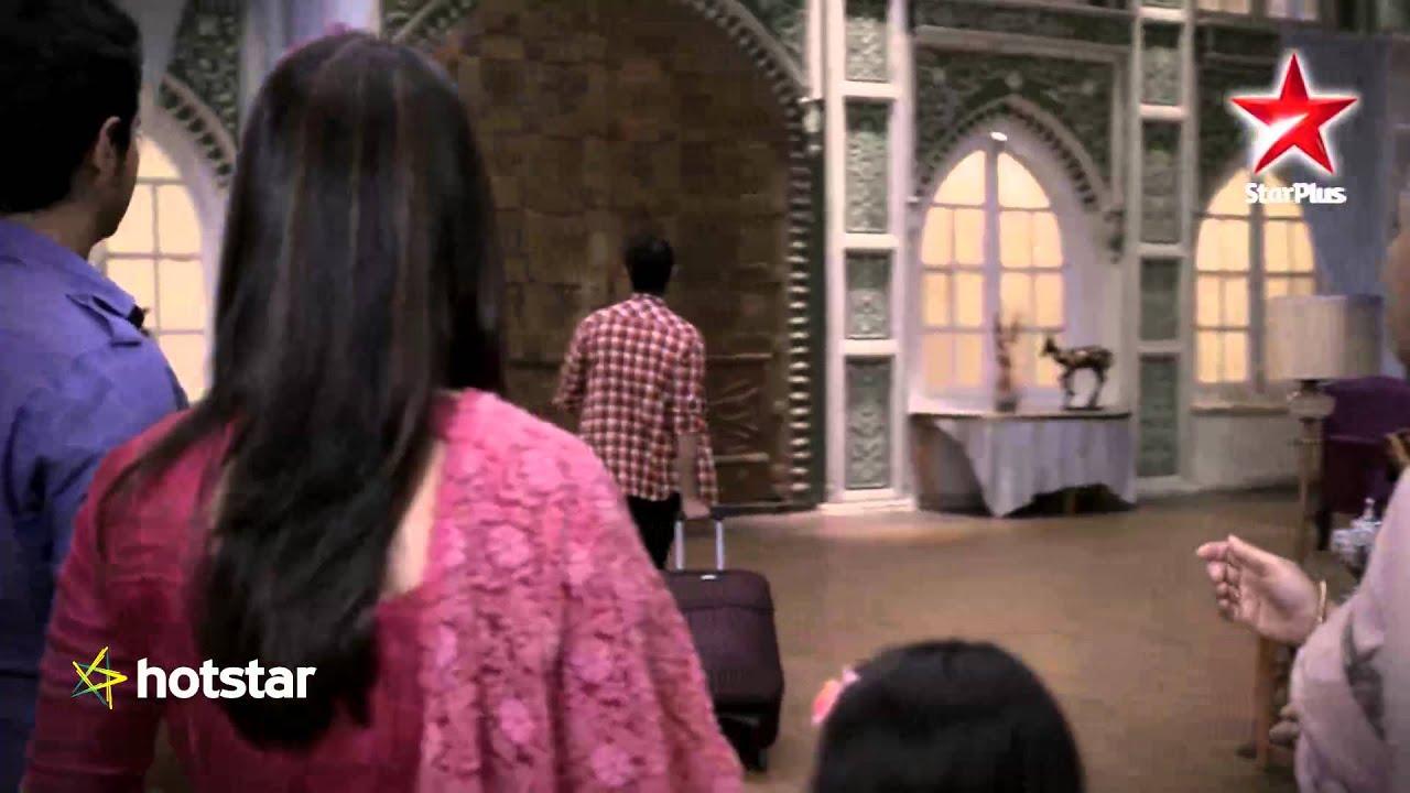 Naksh leaves the Singhania house!