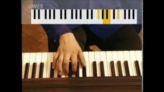 Škola hry na klavír - 18 díl