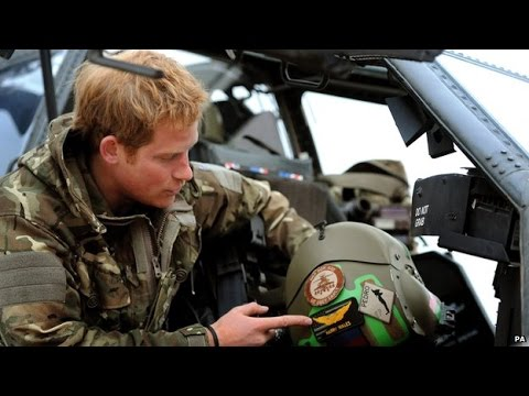Prince Harry To Leave The Army In June: Breaking News