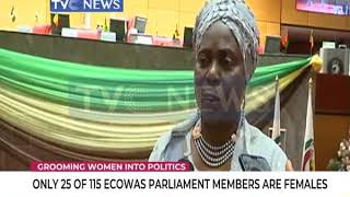 ECOWAS female Parliamentarians to mentor young men