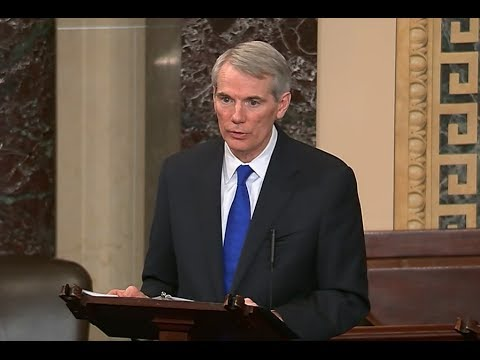 Portman Speaks in Opposition to Controversial DOJ Nominee Debo Adegbile