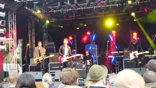 The Sherlocks - Chasing Shadows 30 June 2016 at Sheffield Botanical Gardens