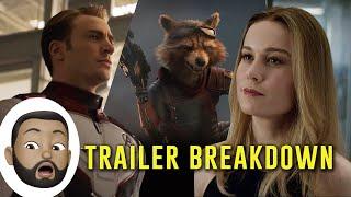 Avengers: Endgame - Trailer #2 Breakdown