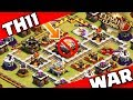 ONLY 1 STAR | YOU''LL LOVE IT | TH11 WAR BASE ANTI 2 STAR WITH REPLAY'S