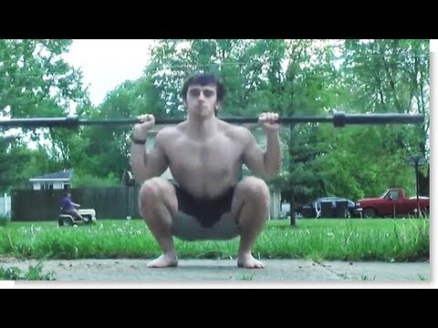How To Squat With Perfect Form Image 1