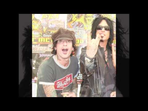 Terror Twins: Nikki Sixx and Tommy Lee!