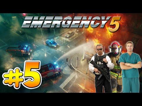 Emergency 5 español - Gameplay 1080 | #5 EDIFICIO EN LLAMAS! [KraoESP]