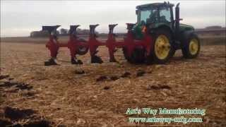 Art's Way Mfg. 166 Two-Way Moldboard Plow
