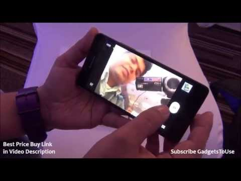 Lenovo A6000 India Hands on Quick Review. Camera. Features. Price Overview