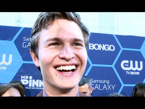 Ansel Elgort On 'Insurgent' And Being A Super Hottie