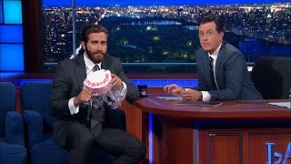 Jake Gyllenhaal Responds To Amy Schumer
