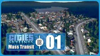 [FR] Cities Skylines Mass Transit DLC Gameplay ép 1 – Let's play Cities Skylines Mass Transit