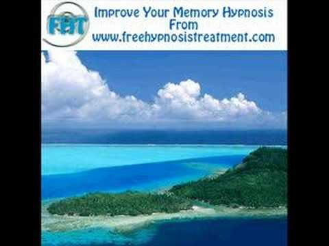 Hypnosis: Improve Your Memory