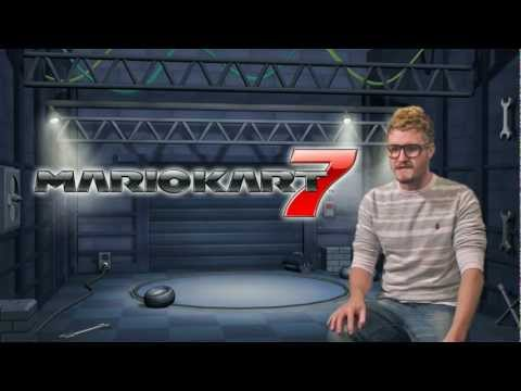 VIDEO REVIEW - Mario Kart 7 (Nintendo 3DS)