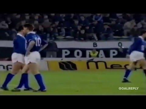 Mladen Mladenovic � AMAZING GOAL � Partizan vs Dinamo Zagreb 3-2 | Finala Kupa Jugoslavije 1989/90 Mladen Mladenovi�,GNK Dinamo Zagreb (Football Team),FK Partizan (Football Team),Football...