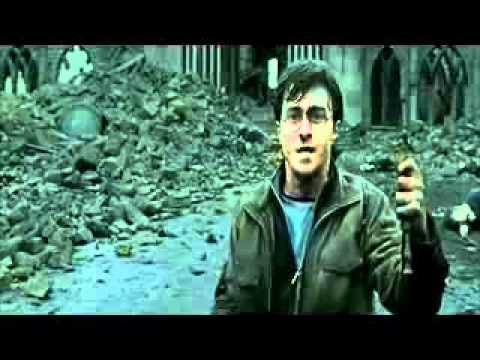 Гарри Поттер и Волдеморт - финальная битв@