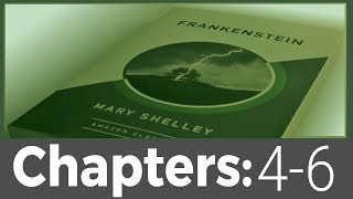 Chapters 4-6 Summary; Frankenstein by Mary Shelly