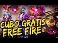 CUBO GRÁTIS    SKIN DE CUBO GRATIS FREE FIRE ATE AS 00:00 Do Dia 19032019