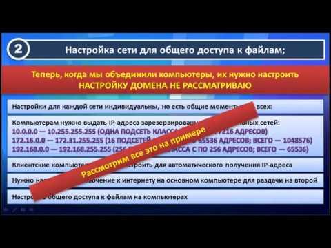 Настройка vpn в Windows XP. Настройка сети с роутером.mp4. Взлом и защита