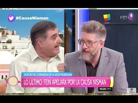 Fuerte debate por el Caso Nisman: Vos parecés la fiscal Fein