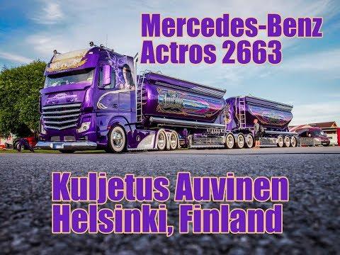 Mercedes Benz Actros 2663