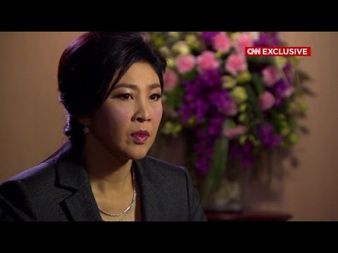 How Yingluck first heard of the 2014 Thai coup