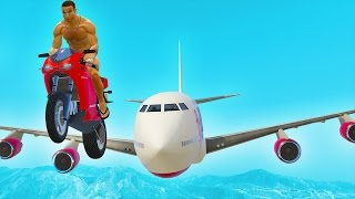 BEST GTA 5 WINS & FAILS! #54 (GTA 5 Epic & Funny Moments Compilation)