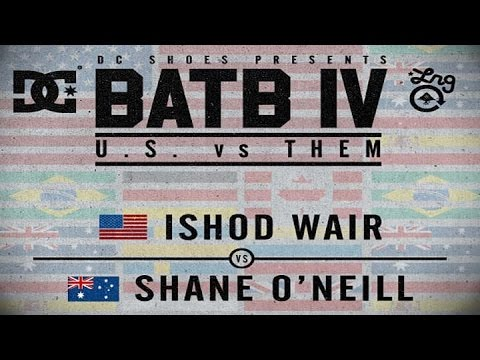 Shane O'neill Vs Ishod Wair | BATB4 - Throwback