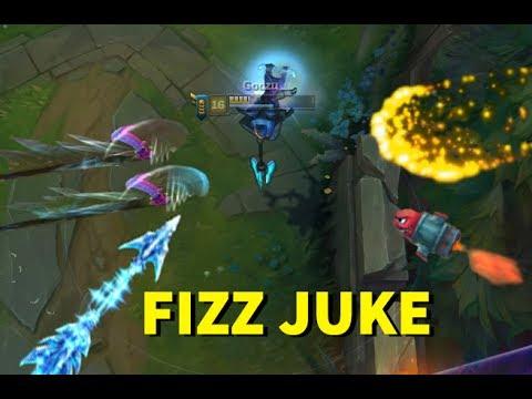 BEST FIZZ JUKE! UNBELIEVABLE ESCAPES! INSANE DAMAGE! [ League of Legends ]