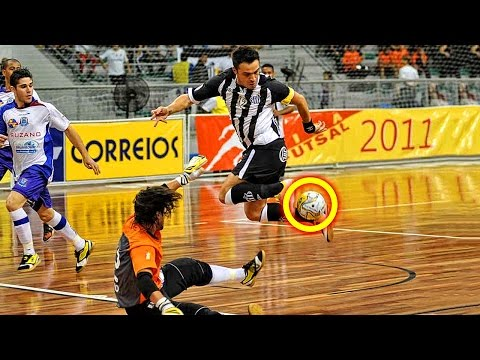 Falcao ● Most Humiliating Futsal Skills & Goals
