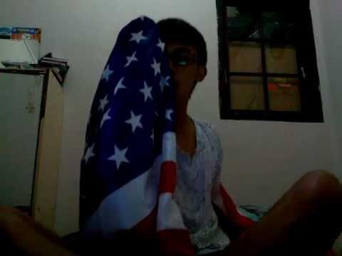 Defa Faldi Prasetya - Born This Way (lypsing crazy)