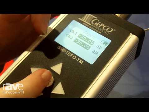 InfoComm 2014: GEPCO Presents SMPTE 311M Fiber Optic Control System