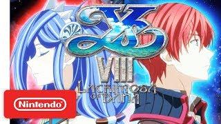 Ys VIII: Lacrimosa of DANA - The Adventure Begins! - Nintendo Switch