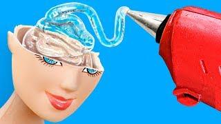 18 Awesome Barbie Hacks And DIYs