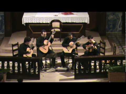 Uarekena - Sérgio Assad - Quarteto Tau