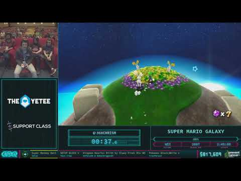 Dunkey Streams Super Mario Sunshine
