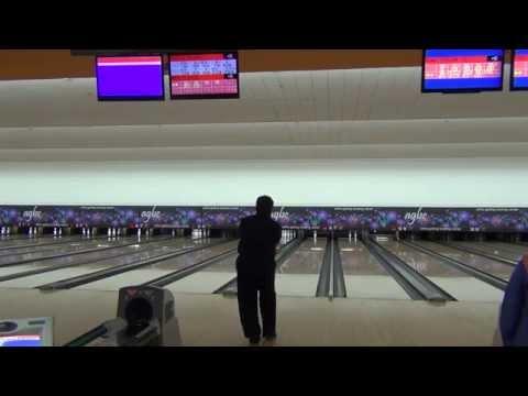 Artha Gading Bowling Center Jakarta KW 10 Pin Happy Shark Hery Part 2