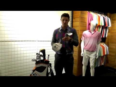 Justin Rose: What's in the Bag?