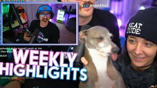 JennaJulien Twitch Highlight #32