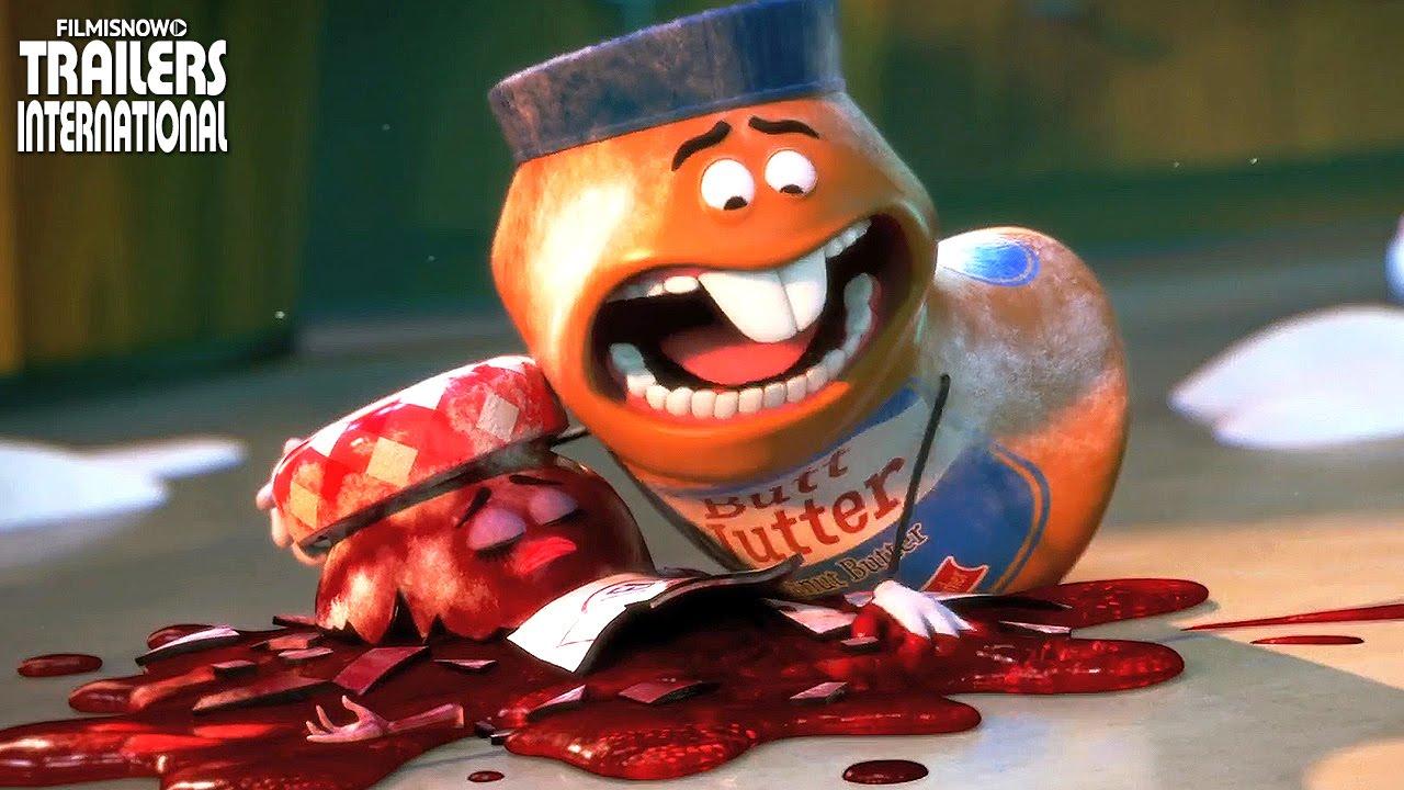 Festa da Salsicha | Trailer + Novo Spot 'O Começo' [HD]