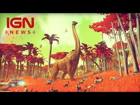 No Man's Sky Devs Working on 'Critical Issues' - IGN News