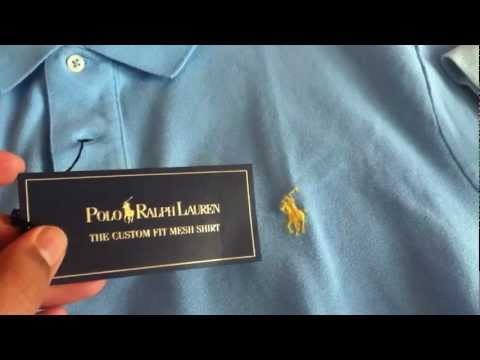 Real Vs Fake Ralph Lauren Polo