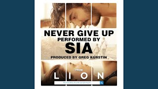 download lagu Never Give Up gratis