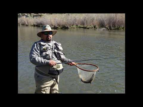 San Juan River fishing Tenkara fly fishing April/May 2013